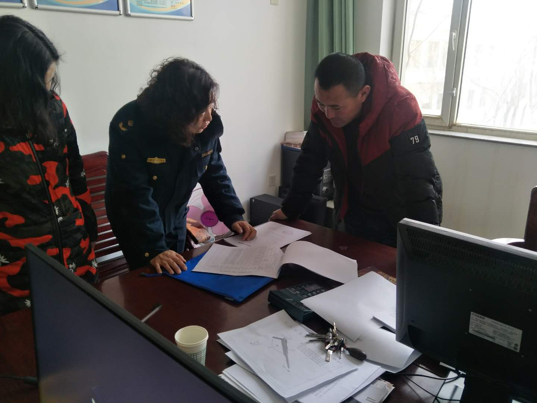 乌拉特后旗运管所深入全旗苏木乡镇提供预约定制出行服务